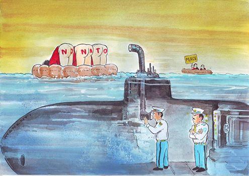Augusta, porto nucleare nella Sicilia avamposto di guerra