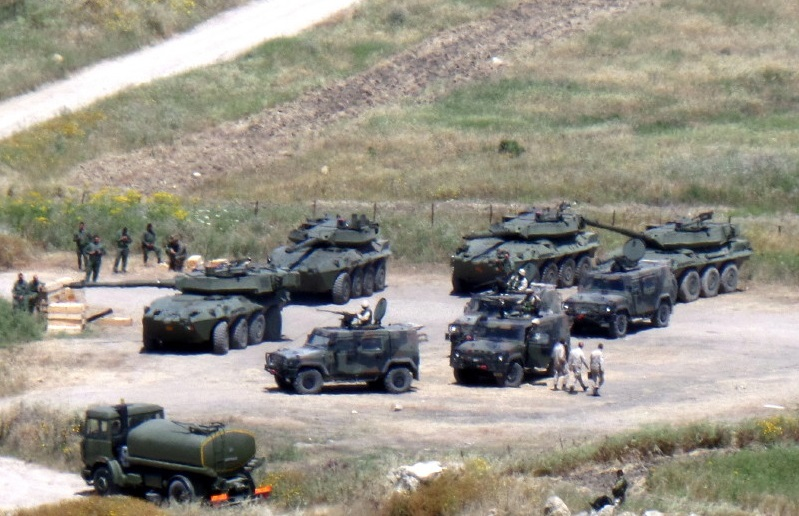 Sicilia, esercitazioni di guerra nelle oasi naturali